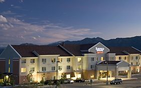 Fairfield Inn And Suites Colorado Springs North