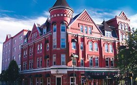 The Blennerhassett Hotel Parkersburg Wv