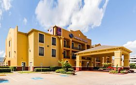 Comfort Suites Westchase Houston Tx