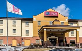 Comfort Inn Miamisburg Ohio