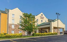 Comfort Suites Richmond Kentucky 2*