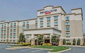 Springhill Suites By Marriott Charlotte / Concord Mills Speedway photos Exterior