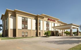 Hampton Inn San Angelo Tx