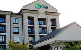 Holiday Inn Express Boone North Carolina