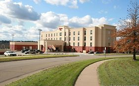 Hampton Inn Topeka Kansas