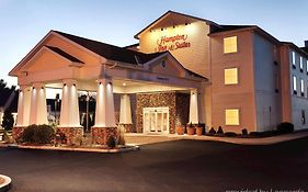 Hampton Inn Mystic Ct
