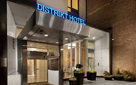 The Distrikt Hotel Nyc