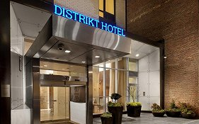 District Hotel New York