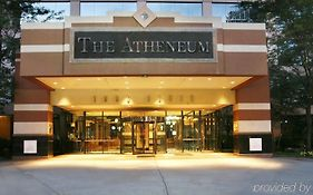 Atheneum Hotel Detroit Michigan