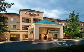 Courtyard Marriott Alpharetta Ga