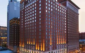 Renaissance Grand Hotel in Downtown St. Louis