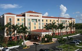 Hampton Inn & Suites ft Lauderdale Miramar