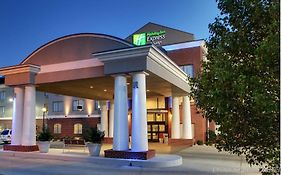 Holiday Inn Express Meridian Mississippi