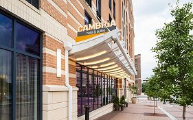 Cambria Suites Rockville Md