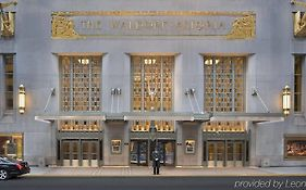 The Waldorf Astoria Hotel New York