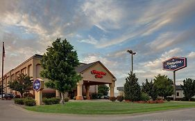 Hampton Inn Manhattan Kansas