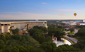 Downtown Disney Hilton Orlando