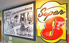 Super 8 Motel Christiansburg Va