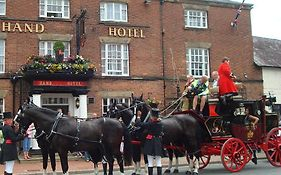 The Hand Hotel Chirk