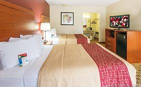 Red Roof Inn in Charlottesville Va