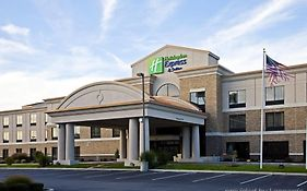 Holiday Inn Express in Seymour Indiana