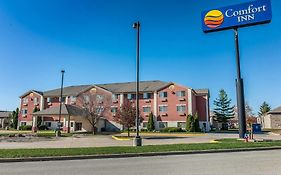 Comfort Inn Shelbyville Indiana