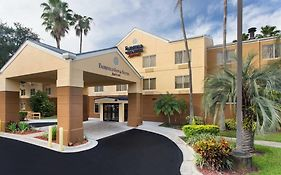 Fairfield Inn And Suites By Marriott Tampa Brandon photos Exterior