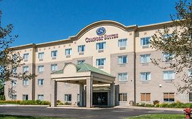 Comfort Suites Wixom Michigan