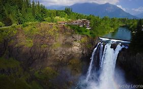 Salish Lodge & Spa, Snoqualmie, Wa