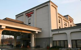 Hampton Inn Kansas City Shawnee Mission
