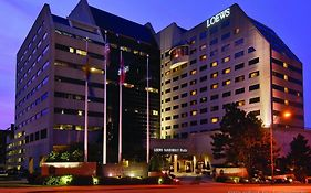 Loews Vanderbilt Hotel in Nashville Tennessee