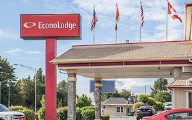Econo Lodge Seatac Airport North Seattle