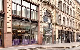 Doubletree By Hilton Hotel Edinburgh City Centre 4*
