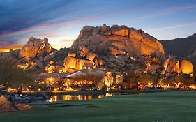 Boulders Resort Carefree Arizona