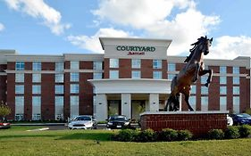 Courtyard Marriott Youngstown Ohio