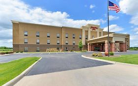 Hampton Inn Muscatine Iowa