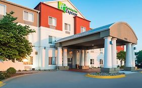 Holiday Inn Express Burlington Ia