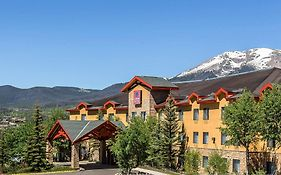 Comfort Suites Summit County Dillon Co