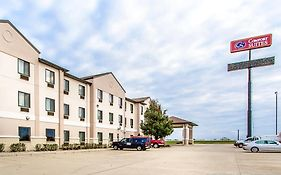 Comfort Suites Mattoon Illinois