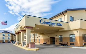 Comfort Inn & Suites Gateway To Glacier National Park photos Exterior