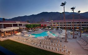 Hilton Hotel in Palm Springs