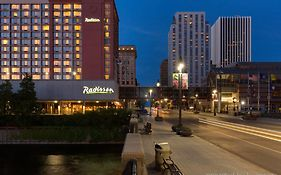 Radisson Hotel Rochester New York 3*