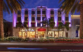 Luxe Hotel on Rodeo Drive