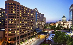 The Westin Indianapolis Indiana