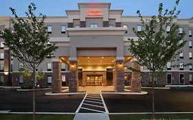 Hampton Inn Roanoke-Airport