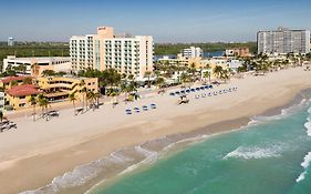 Marriott Beach Resort Hollywood Florida