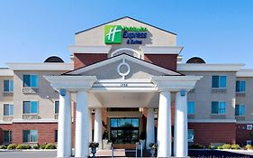 Holiday Inn Express Moses Lake Wa