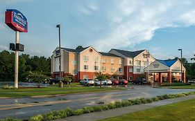 Fairfield Inn And Suites Jacksonville Nc