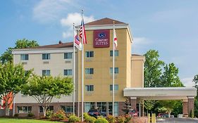 Comfort Suites Huntsville photos Exterior