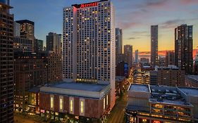 Marriott in Chicago Downtown
